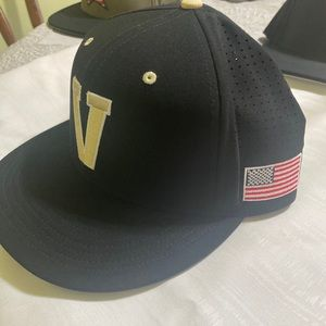 Vanderbilt baseball Nike hat